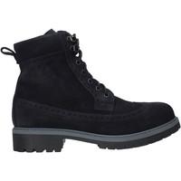 Chaussures Homme Boots NeroGiardini I001861U Bleu
