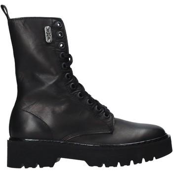 Chaussures Femme Boots OXS OXW102000 Noir
