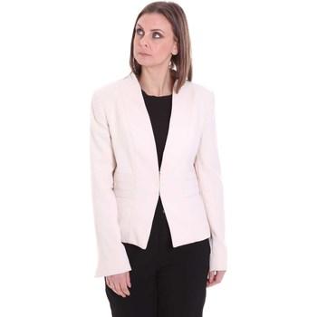 Vêtements Femme Vestes / Blazers Nenette 26BB-BARGI Beige