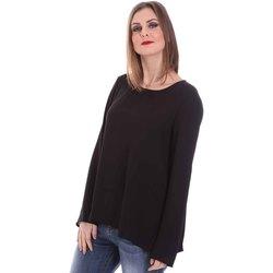 Vêtements Femme Tops / Blouses Fracomina F120W19008W00401 Noir