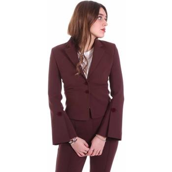Vêtements Femme Vestes / Blazers Nenette 26BB-BAVENO Rouge