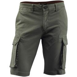 Vêtements Homme Pantalons Lumberjack CM80747 005 602 Vert