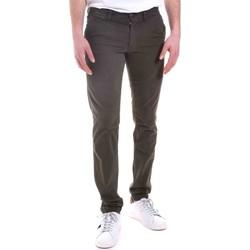Vêtements Homme Chinos / Carrots Gaudi 021GU25014 Vert