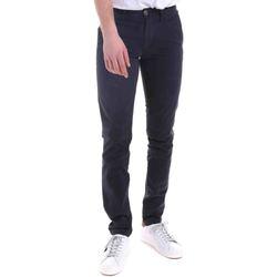Vêtements Homme Pantalons Gaudi 021GU25014 Bleu