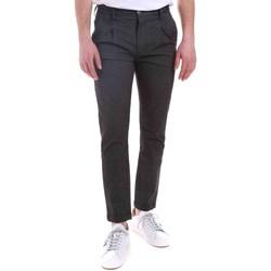 Vêtements Homme Pantalons Gaudi 021GU25022 Noir