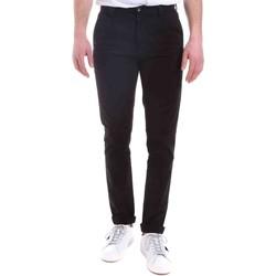 Vêtements Homme Chinos / Carrots Gaudi 021GU25014 Noir