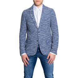 Vêtements Homme Vestes / Blazers Antony Morato MMJA00442-FA850253 bleu