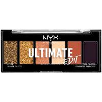 Beauté Femme Fards à paupières & bases Nyx Ultimate Edit Petite Shadow Palette ultimate Utopia 1 u