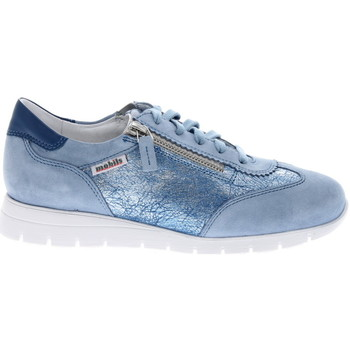 Chaussures Femme Baskets basses Mobils DONIA SEA BLUE