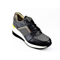Chaussures Femme Baskets mode Moow KP2762NOIR noir