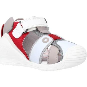Chaussures Garçon Sandales et Nu-pieds Biomecanics 212144 Rouge