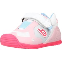 Chaussures Fille Baskets basses Biomecanics 212154 Rose