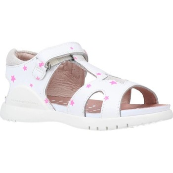 Chaussures Fille Sandales et Nu-pieds Biomecanics 212169 Blanc