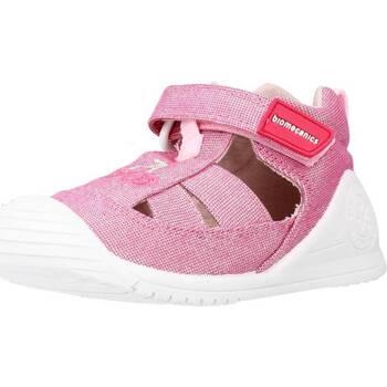 Chaussures Fille Sandales et Nu-pieds Biomecanics 212213 Rose