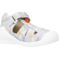 Chaussures Garçon Sandales et Nu-pieds Biomecanics 212221 Gris