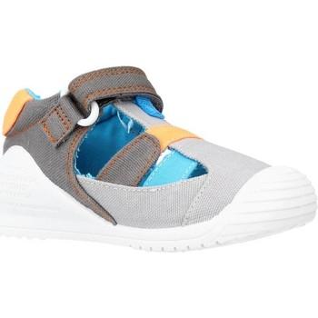 Chaussures Garçon Sandales et Nu-pieds Biomecanics 212223 Gris