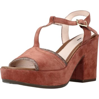 Chaussures Femme Marques à la une Stonefly CAROL 2 VELOUR GLITT Marron