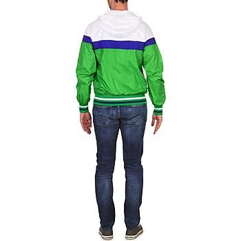 Franklinamp; Marshall Melbourne Blousons Bleu Vêtements VertBlanc Homme qMVzGUSp