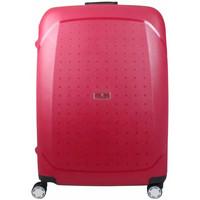 Sacs Sacs de voyage A Découvrir ! Valise trolley Snowball 77 cm 4 roues Rouge Multicolor