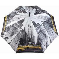 Accessoires textile Parapluies A Découvrir ! Parapluie long canne auto Smati| Motif New York / Taxi Jaune Multicolor