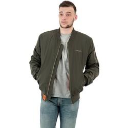 Vêtements Homme Blousons Bombers Original original d.kaki vert
