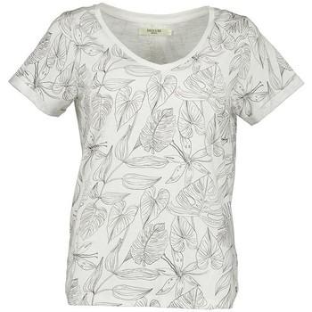 Vêtements Femme T-shirts manches courtes Deeluxe T-Shirt KIALA Off White