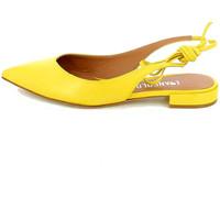 Chaussures Femme Ballerines / babies L'angolo J7463.18_36 Jaune