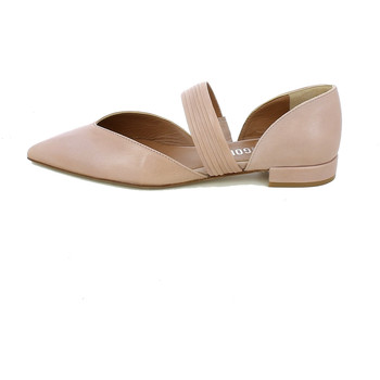 Chaussures Femme Ballerines / babies L'angolo J7465.14_36 Rose