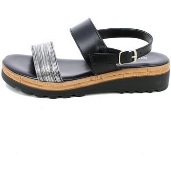 Chaussures Femme Sandales et Nu-pieds Andrea Pierago 3243.01_39 Noir
