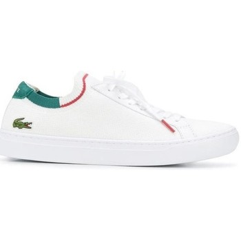 Chaussures Homme Baskets basses Lacoste Courtmaster Blanc, Vert