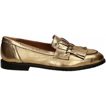 Chaussures Femme Mocassins Carmens Padova ALYA FRINGE LUX oro