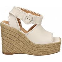 Chaussures Femme Espadrilles PALOMA BARCELÓ ESEQUIBO NAPASOFT white