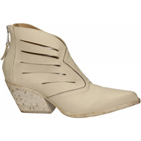 Chaussures Femme Bottines Elena Iachi WASH NATURE osso