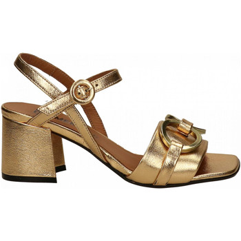 Chaussures Femme Sandales et Nu-pieds Carmens Padova TANYA RING LUX oro