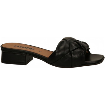 Chaussures Femme Mules Carmens Padova SARI TUB NATURE nero
