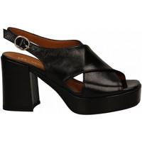 Chaussures Femme Sandales et Nu-pieds Les Venues ITALIA BELF nero