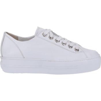 Chaussures Femme Baskets basses Paul Green Sneaker Weiß