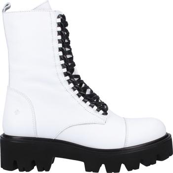 Chaussures Femme Boots Ilc Bottines Weiß