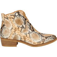Chaussures Femme Boots S.Oliver Bottines Beige