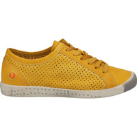 Chaussures Femme Baskets basses Softinos Sneaker Yellow
