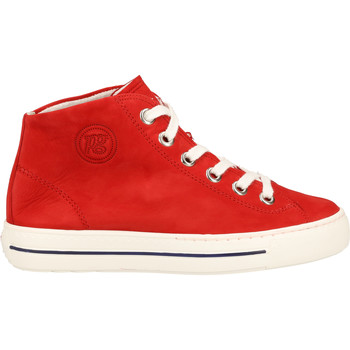 Chaussures Femme Baskets montantes Paul Green Sneaker Rot