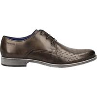 Chaussures Homme Derbies Bugatti Businessschuhe Gris