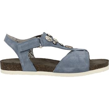 Chaussures Femme Sandales et Nu-pieds Think Sandalen Bleu