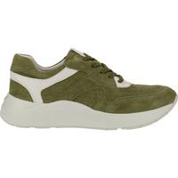 Chaussures Femme Baskets basses Caprice Sneaker Vert
