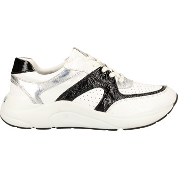 Chaussures Femme Baskets basses Caprice Sneaker Blanc