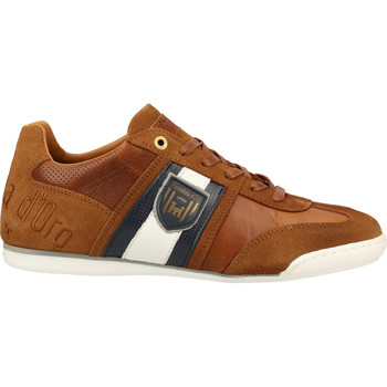 Chaussures Homme Baskets mode Pantofola d'Oro Sneaker Braun