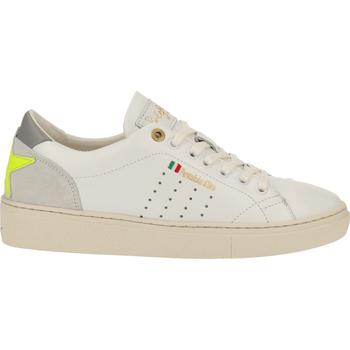 Chaussures Femme Baskets basses Pantofola d'Oro Sneaker Weiß/Gelb