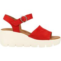 Chaussures Femme Sandales et Nu-pieds Paul Green Sandales Rot