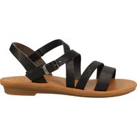 Chaussures Femme Sandales et Nu-pieds Paul Green Sandales Schwarz