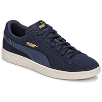 Chaussures Homme Baskets basses Puma SMASH Marine